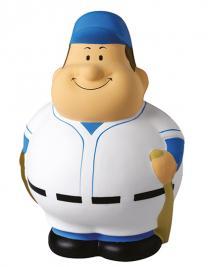 SQUEEZIES® Baseball Bert®